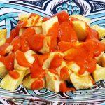 Patatas bravas caseras y fáciles