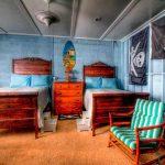 9 Habitaciones decoradas al estilo marinero