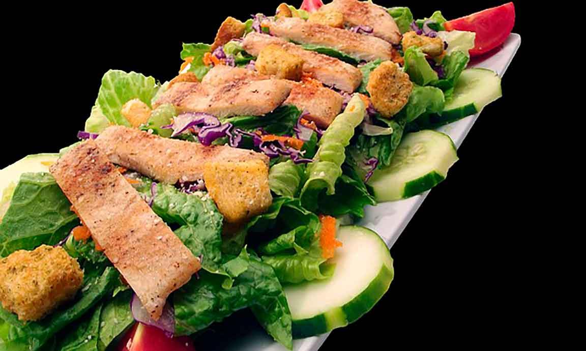 ensaladas frescas
