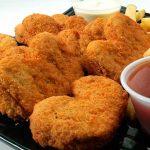 Nuggest de pollo caseros
