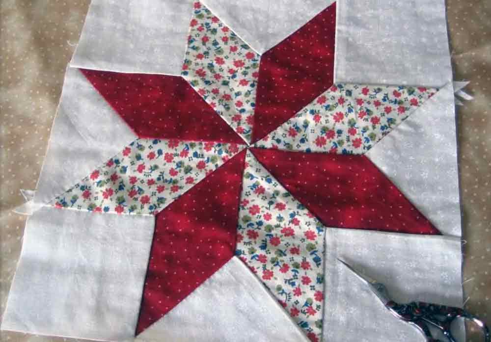 C mo aprender las t cnicas b sicas de patchwork for Fotos de patchwork