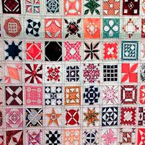 Cómo aprender las técnicas básicas de patchwork