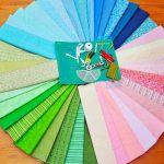 Materiales para hacer patchwork en casa