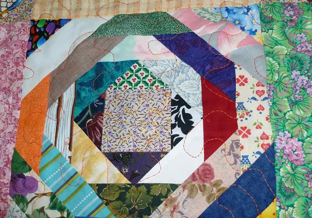Técnicas de patchwork