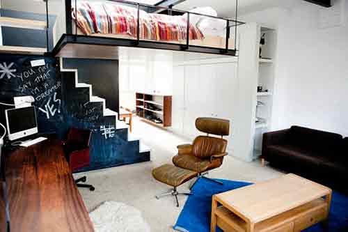 Altillos para dormitorios - La mansión de las ideas