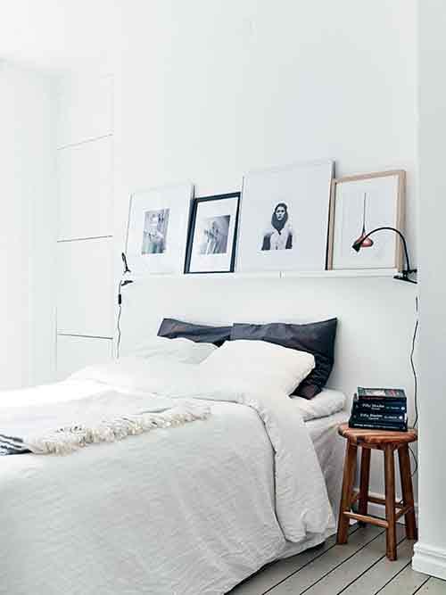 10 camas sin cabecero la mansi n de las ideas - Cabecero con fotos ...