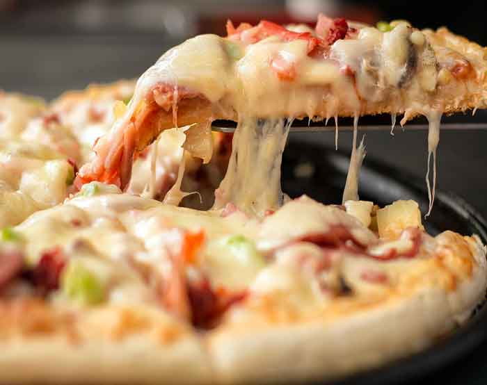 masa casera para pizza
