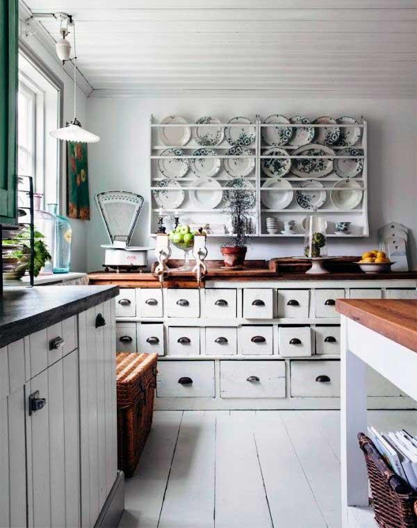 Decoraci n cocinas n rdicas la mansi n de las ideas - Cocinas nordicas ...