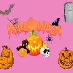 Halloween decoración casera