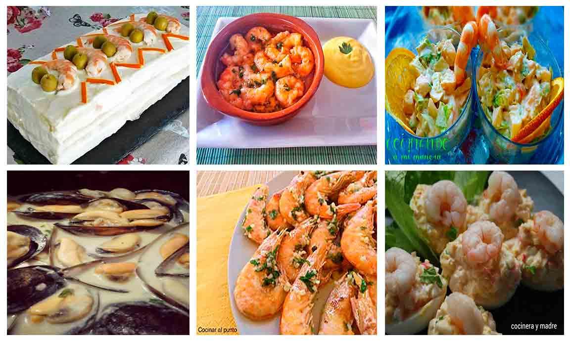 recetas de marisco fciles y originales para navidad
