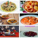 Primeros platos especiales para días de fiesta