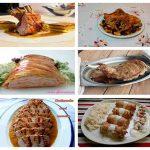 Recetas de carne ideales para días de fiesta