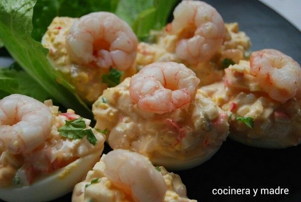 recetas de marisco