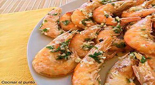 Cocinar Langostinos | Como Preparar Langostinos Al Horno Amazing Langostinos Al Horno