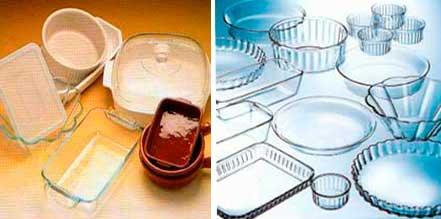 microondas-recipientes-barro-cristal-pyrex-duralex-arcopal