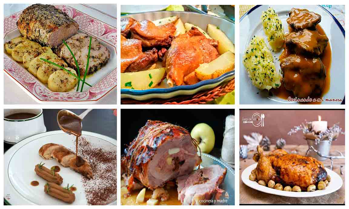 Recetas de carne originales para fiestas la mansi n de - Ideas ensaladas originales ...