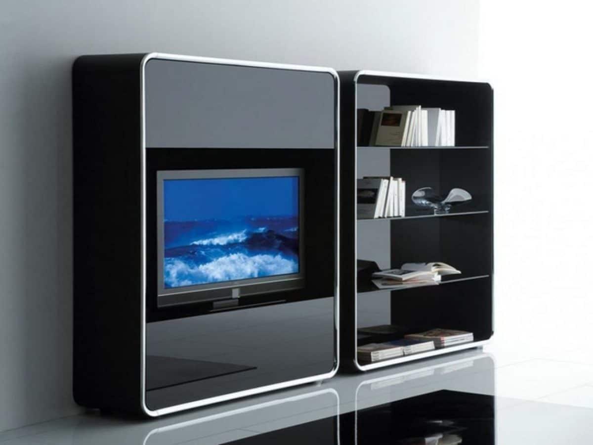Muebles Modernos De Televisi N La Mansi N De Las Ideas -> Muebles Para Tv Modernos 2017