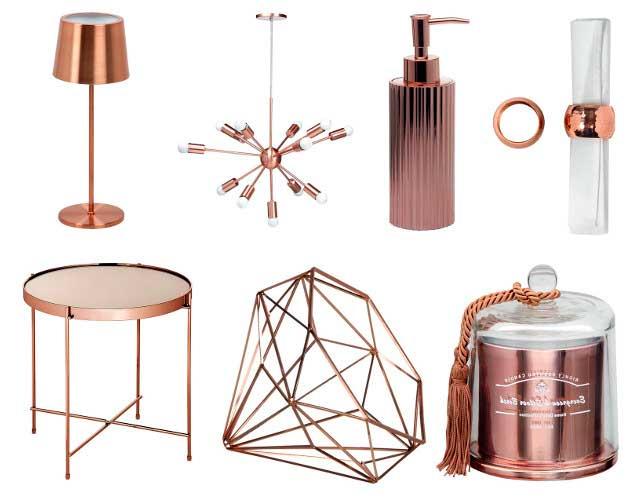 Tendencias de decoraci n para el 2017 la mansi n de las for Articulos de decoracion de cobre