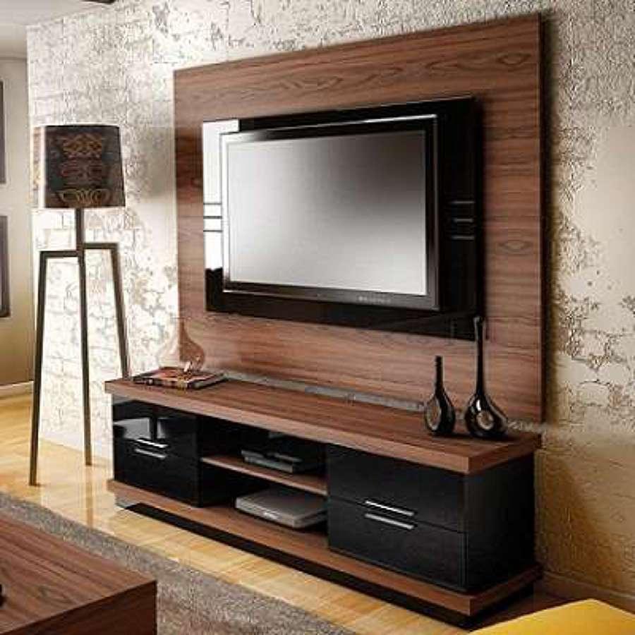 Muebles modernos de televisi n la mansi n de las ideas for Muebles de rincon para tv