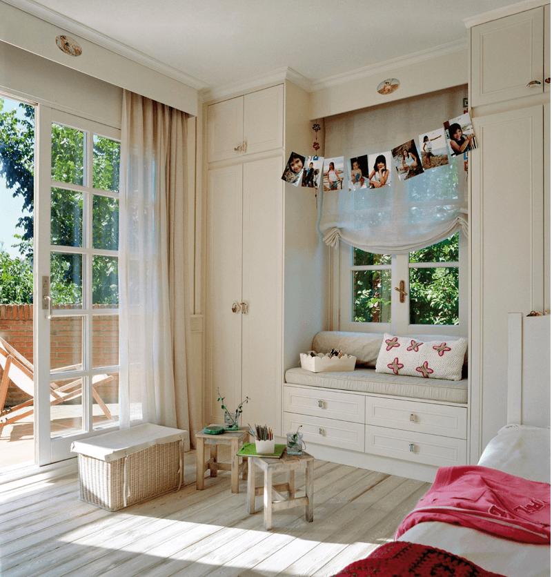 asientos para ventanas