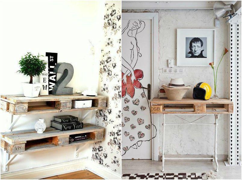 Muebles para recibidores peque os la mansi n de las ideas for Muebles para recibidores pequenos