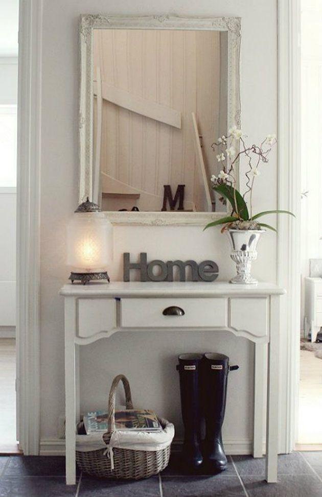 Muebles Para Recibidores Pequenos La Mansion De Las Ideas - Muebles-recibidores-pequeos