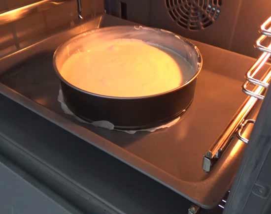 bizcocho base fácil y esponjoso