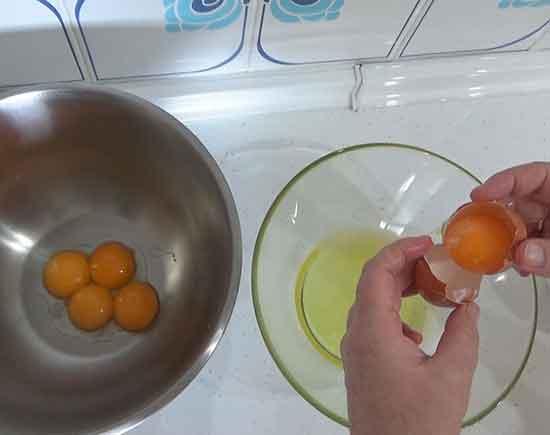 Cómo hacer merengue casero