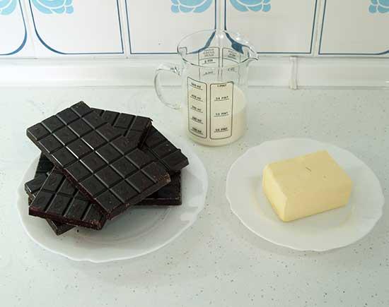 como fundir chocolate