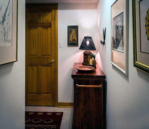 Muebles para recibidores pequeños