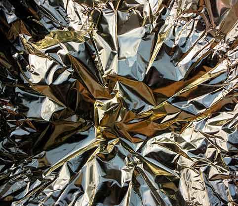 10 usos del papel aluminio