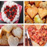 Recetas románticas para San Valentín