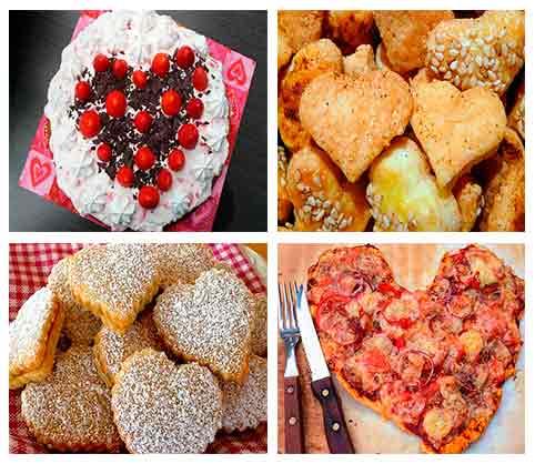 Recetas rom nticas para san valent n la mansi n de las ideas - Idee cena romantica a casa ...