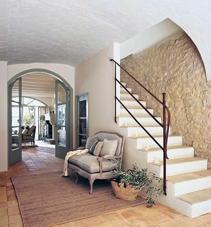 10 modelos de escaleras para casas la mansi n de las ideas - Modelos de escaleras de interiores de casas ...