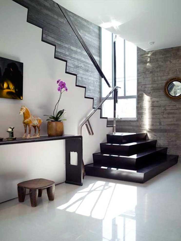 10 modelos de escaleras para casas la mansi n de las ideas for La casa de las escaleras de aluminio