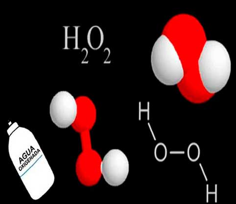 10 Usos del agua oxigenada