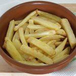 Cómo hacer patatas fritas sin aceite