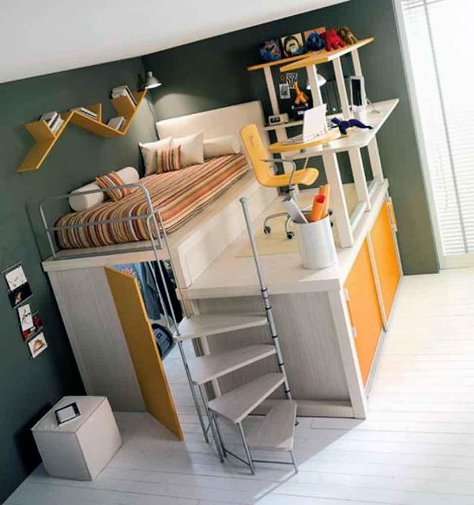10 Muebles Funcionales Para Casas Peque As La Mansi N De Las Ideas # Muebles Funcionales