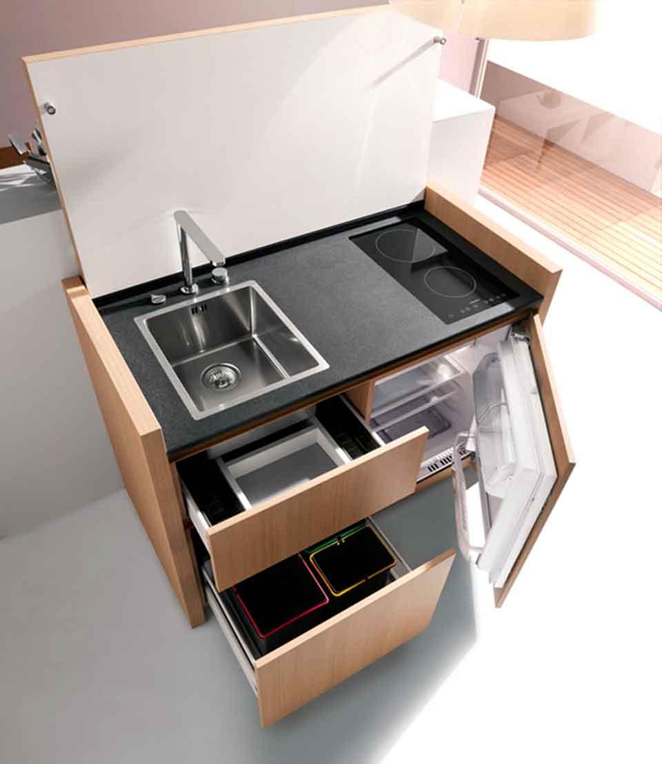 10 Muebles Funcionales Para Casas Peque As La Mansi N De Las Ideas # Muebles De Jabon
