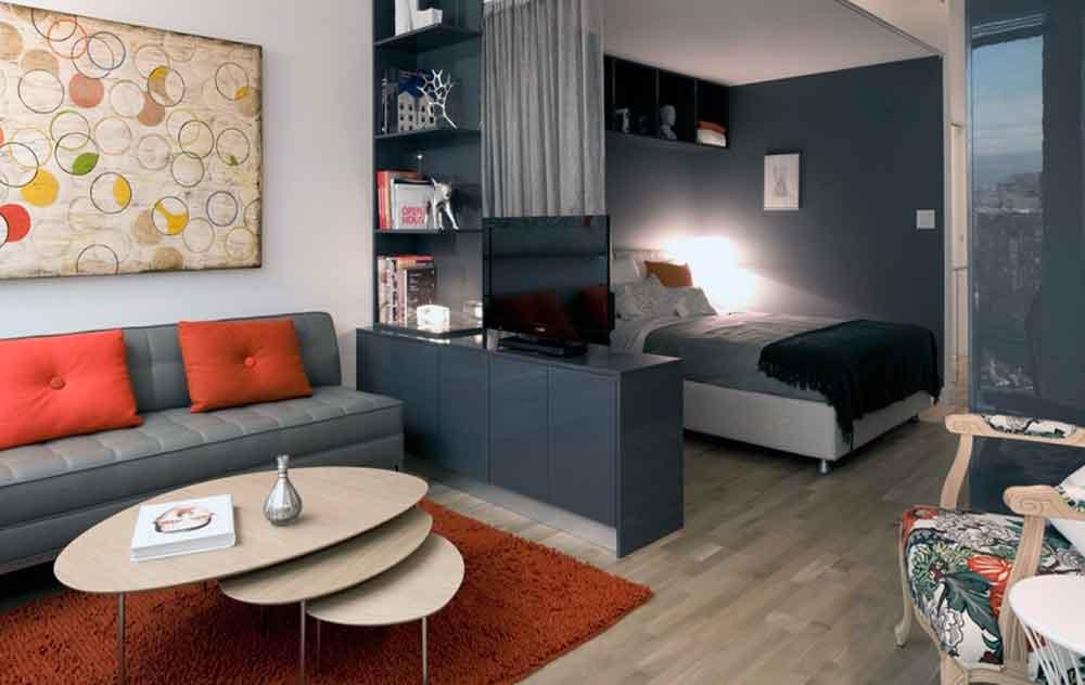 c mo decorar apartamentos tipo estudio la mansi n de las