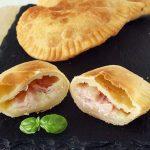 Empanadillas de queso y bacon