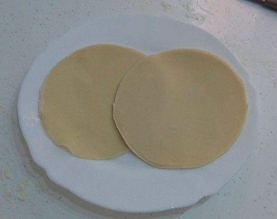 como hacer masa casera para empanadillas