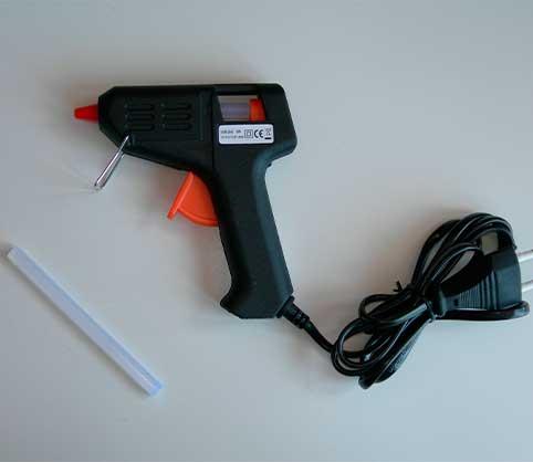 hacer-velas,-pistola-de-silicona,-barra-de-silikona