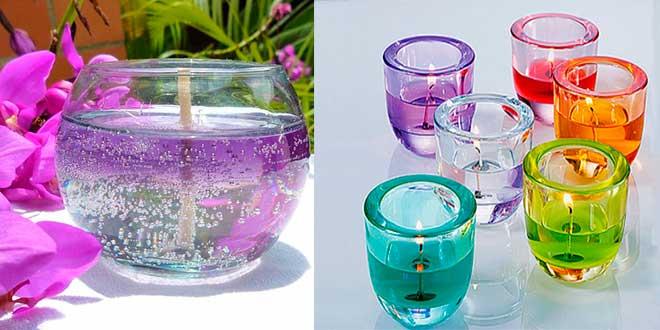 hacer-velas,-resultado-final,-vela-gel-en-pecera,-velas-gel-en-vasos-colores