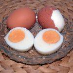 Cómo hacer un huevo duro perfecto