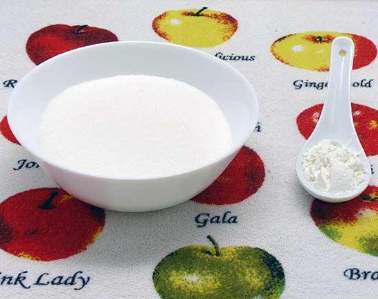Cómo hacer azúcar glas en casa