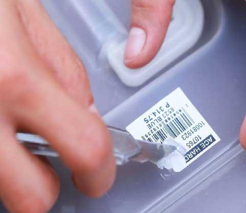 vinagre BLANCO,-quitar-etiqueta-precios