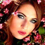 Maquillaje para el contorno de ojos