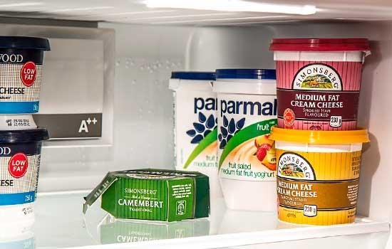 frio, tips, comida, frigorifico, nevera, guardar-lacteos-en-nevera frio, frigorifico, tips, comida, nevera