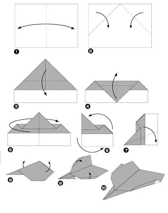 plantillas gratis de origami o papiroflexia f cil para ni os. Black Bedroom Furniture Sets. Home Design Ideas